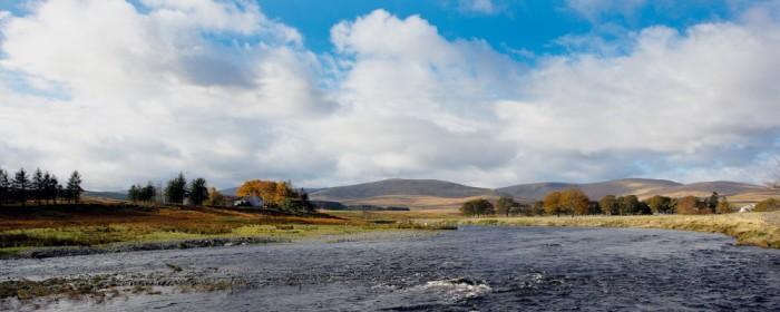 Border River Panorama-2